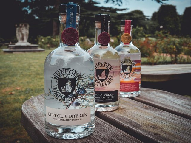 Craft Gins - Suffolk Distillery