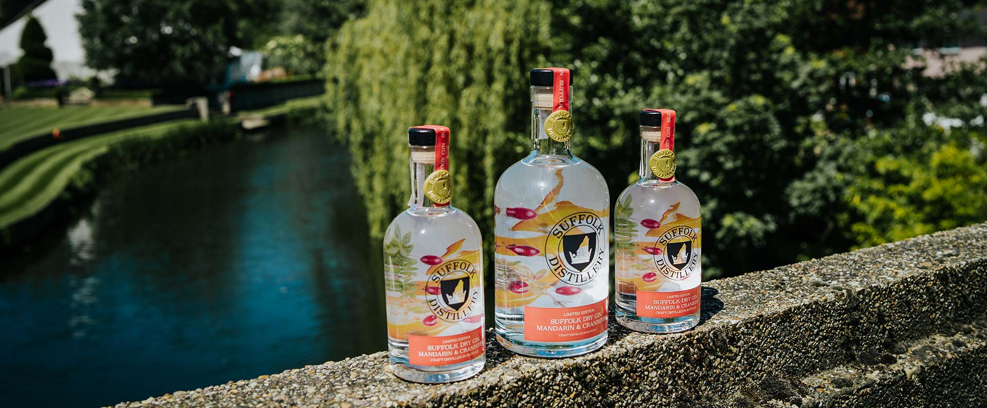 Mandarin Gin, Suffolk, Distillery
