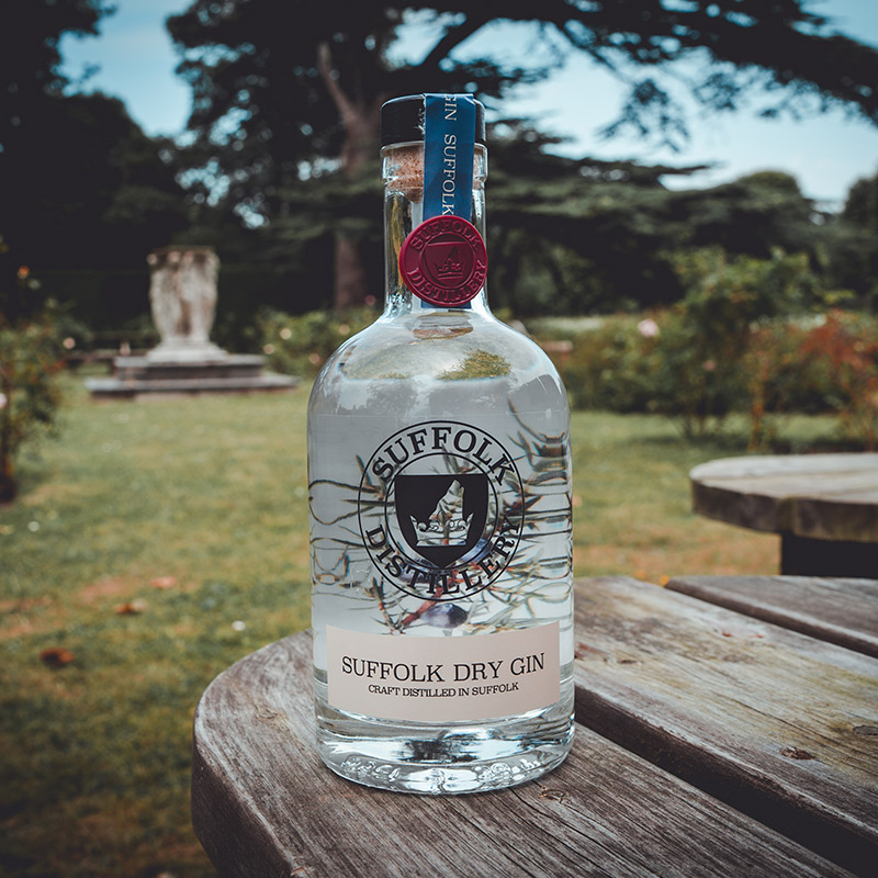 Suffolk Dry Gin - Suffolk Distillery