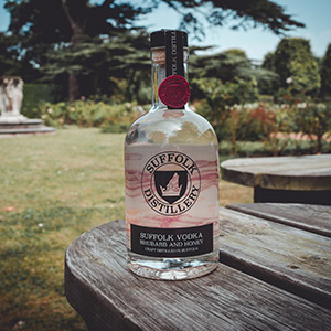 Suffolk Distillery. Craft Gin Making. Glemsford