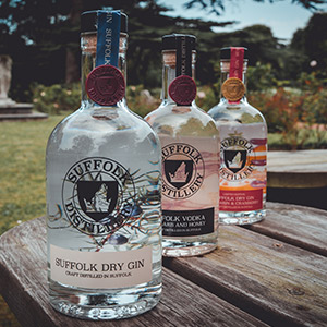 Suffolk Distillery. Craft Gin Making. Glemsford