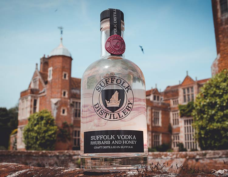 Suffolk Distillery, Trade, Gin and Vodka, Suffolk, UK