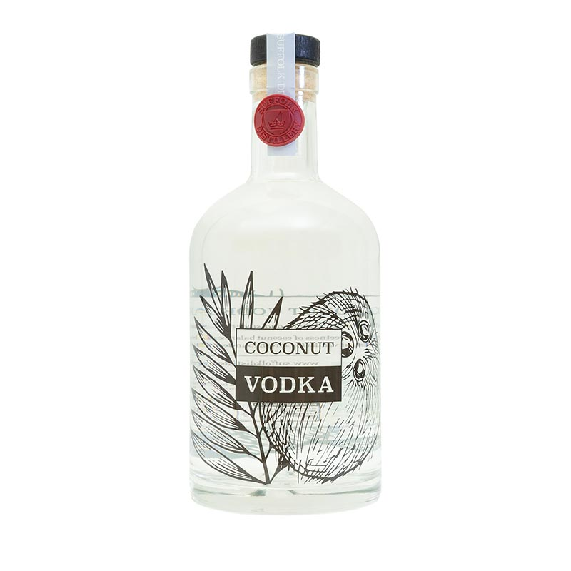 Coconut Vodka - Suffolk Distillery